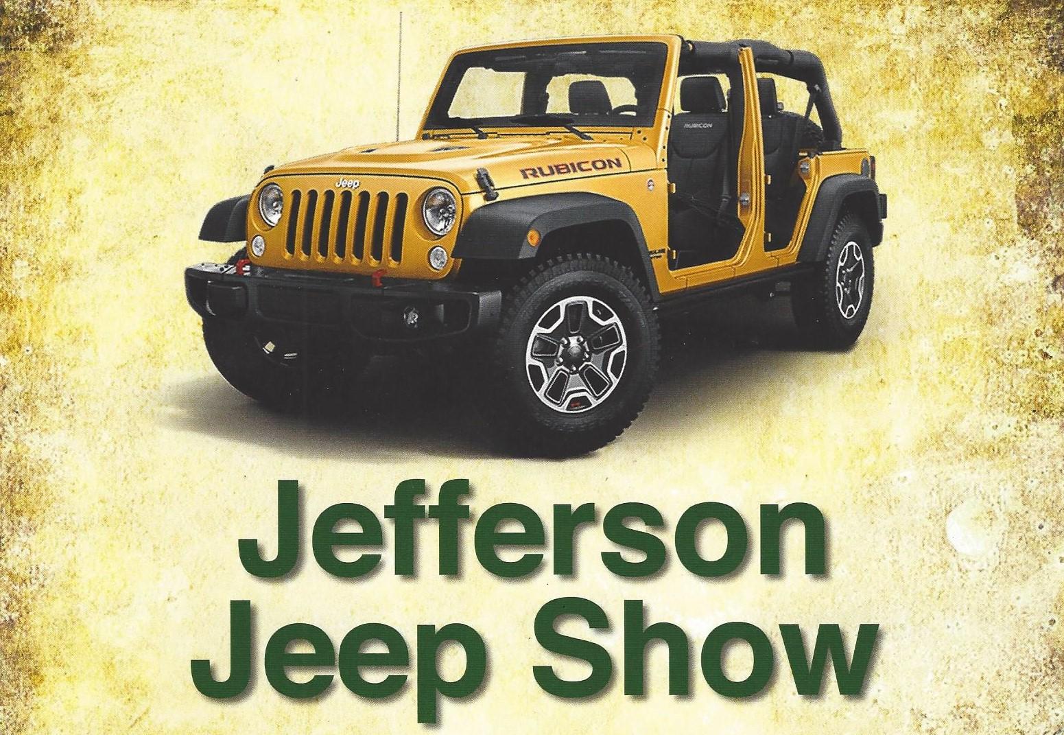 Jefferson Jeep Show