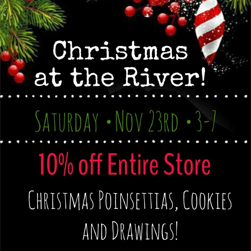 Christmas at the River/ River Rose