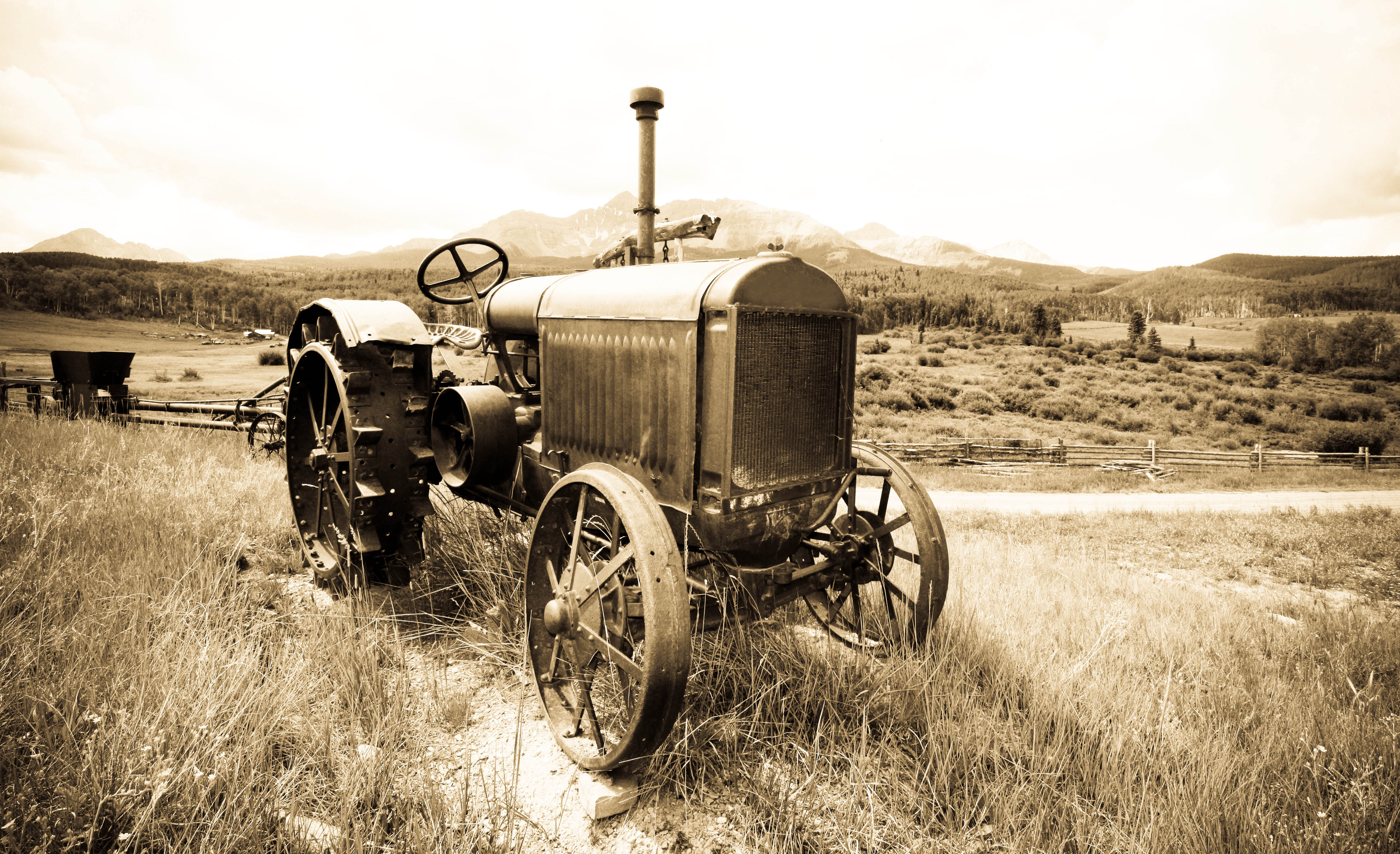 Jefferson Antique Tractor Show