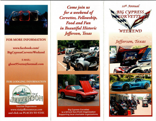 Big Cypress Corvette Weekend