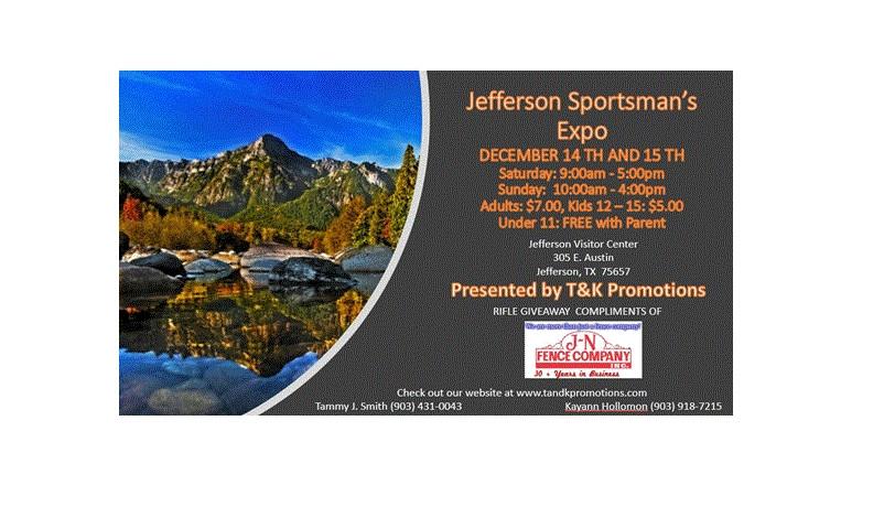 Jefferson Sportsman's  Expo/ Gun & Knife Show