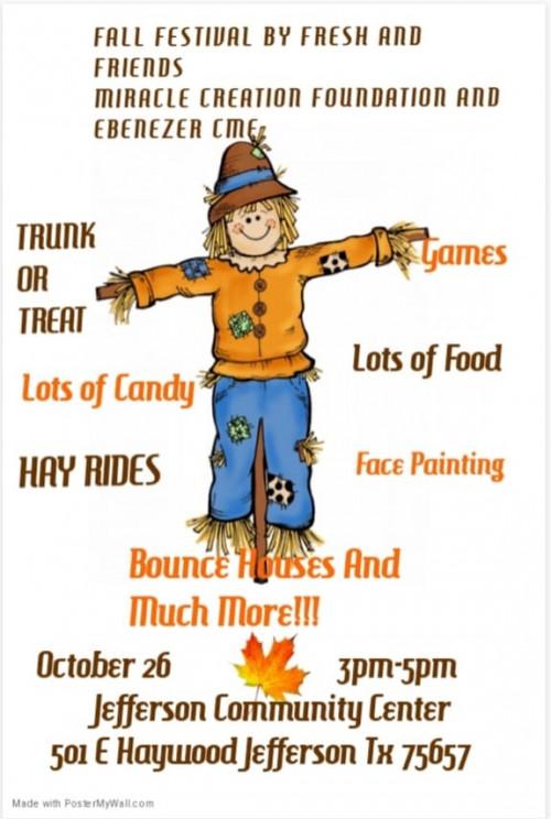 FRESH Fall Festival