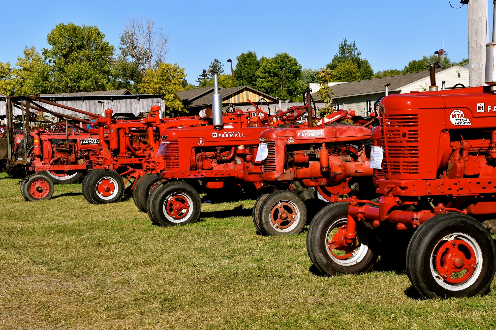 Antique Tractor Show - Downtown Jefferson