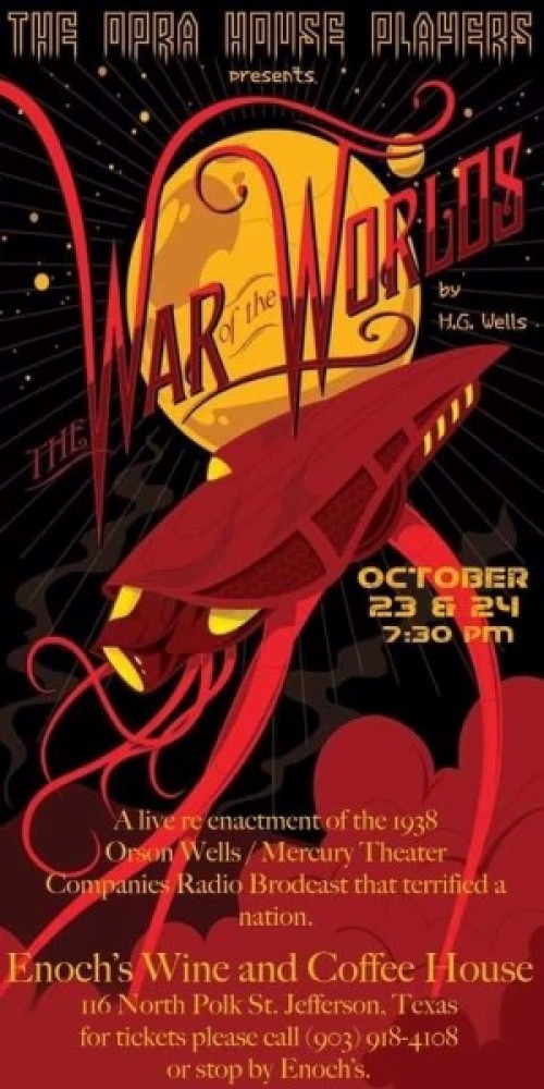 War of the Worlds - Opera House Theatre Players