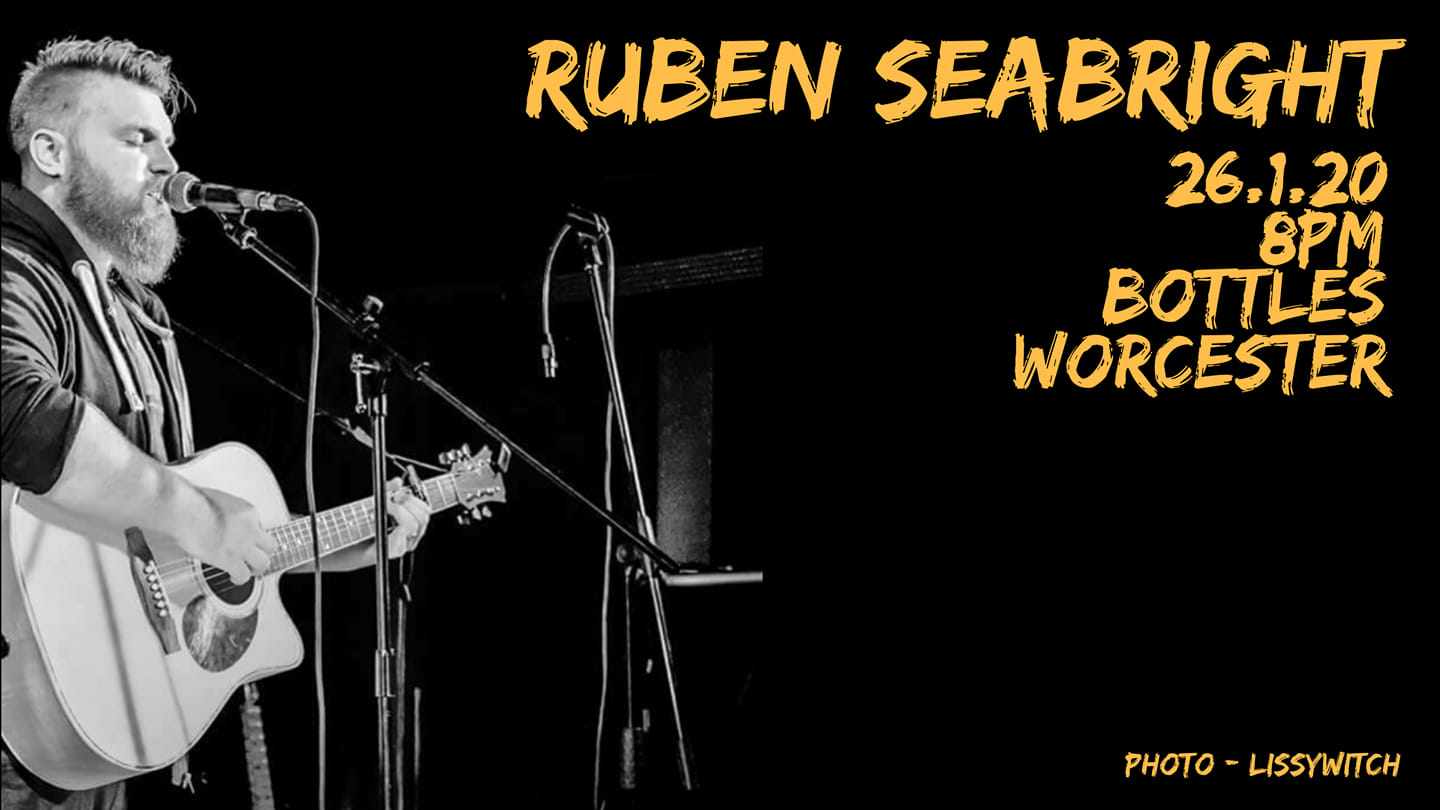 Sunday Vibes Ruben Seabright