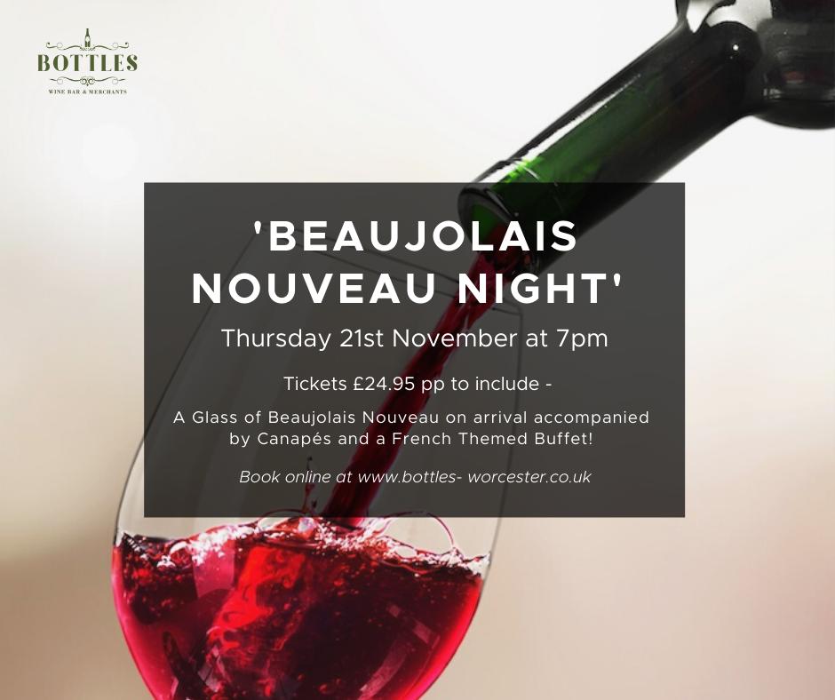 Beaujolais Nouveau Night