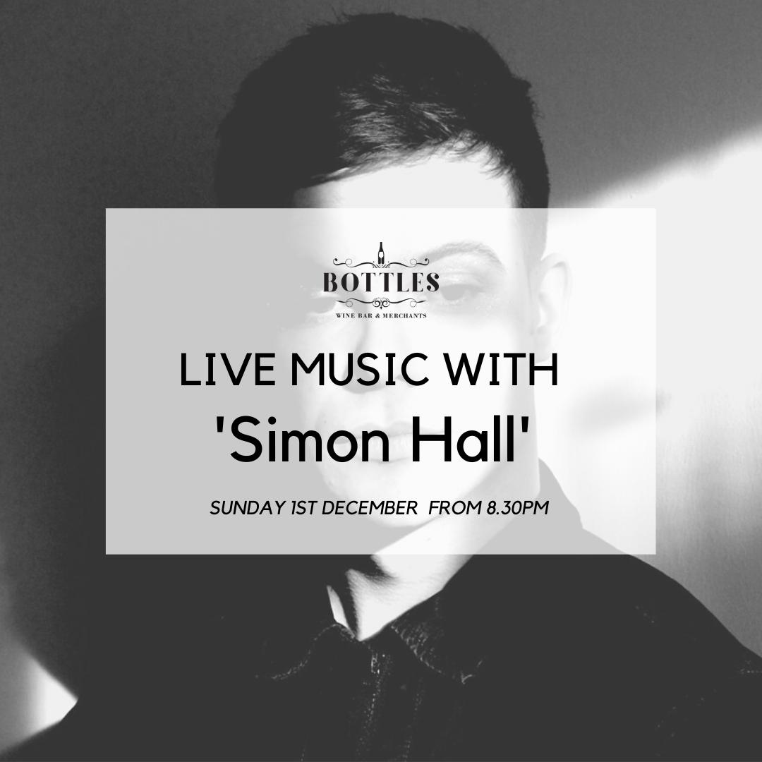 Sunday Vibes - Simon Hall