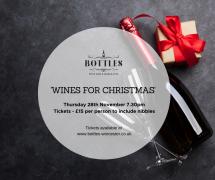 Wines For Christmas, Wine tasting