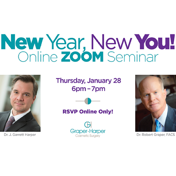 New Year, New You! Online Cosmetic Surgery Seminar