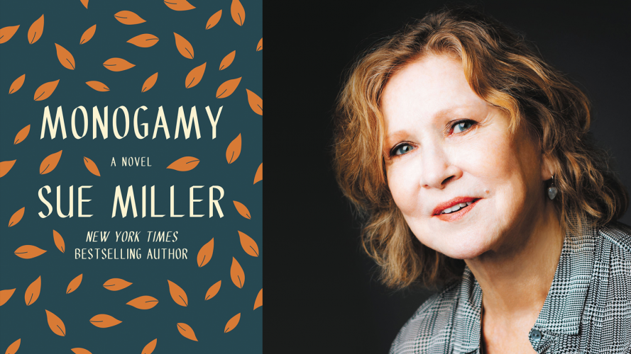 Livestream: Sue Miller with Monogamy