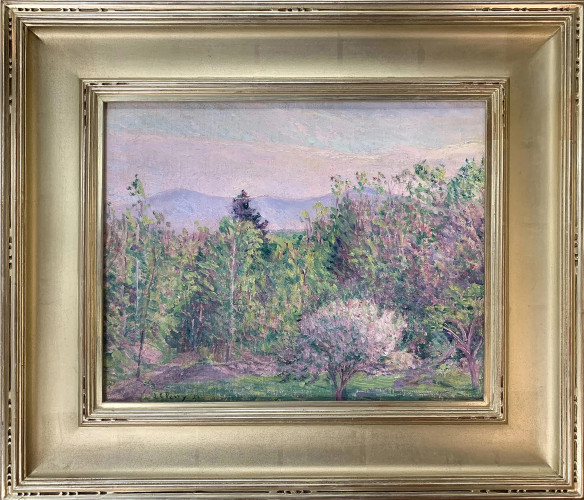 Summer Palettes: Impressionist & Modernist Works from the 19th Century to Present, an Online Exhibition