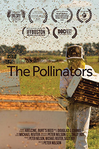 "Flying Film Series ""The Pollinator"""