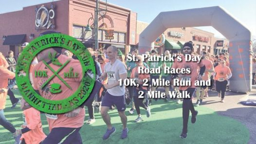 43rd Annual St. Patrick's Day Road Races