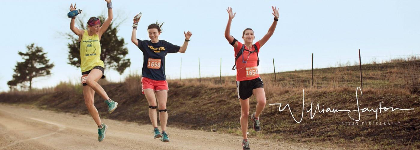 Flint Hills 50 and Marathon!