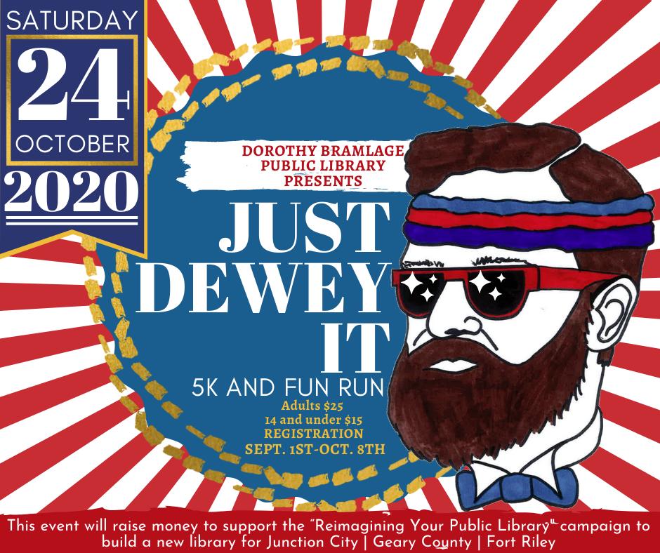 Just Dewey It!