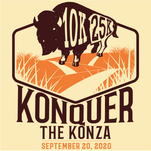 Konquer The Konza 25K and 10K
