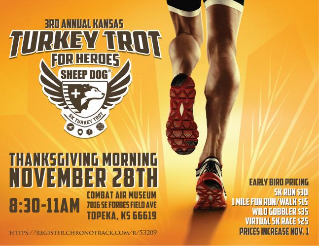 Kansas Turkey Trot for Heroes