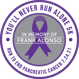 3rd Annual You'll Never Run Alone 5K & 1 Mile Walk