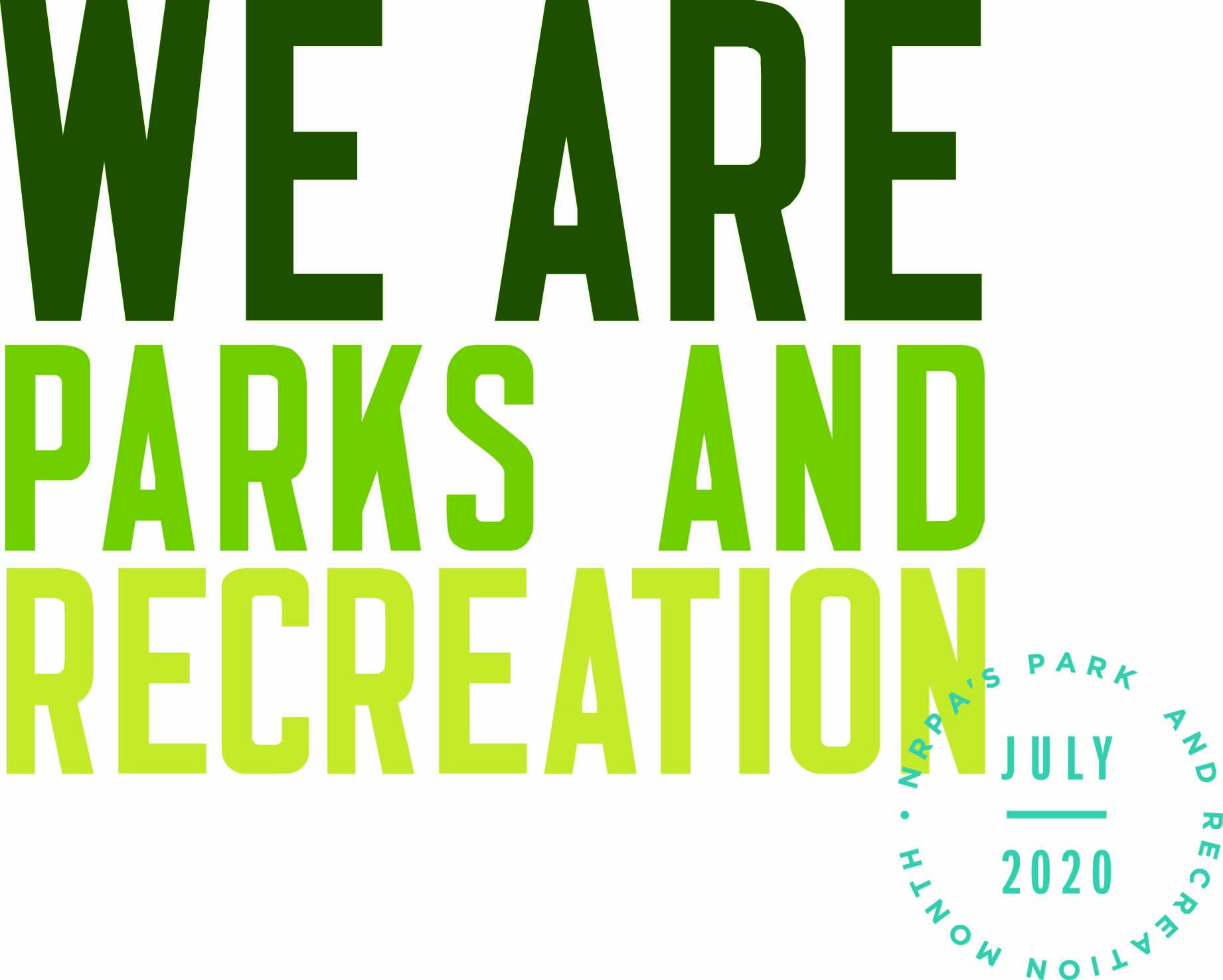 Park and Recreation Month 2020