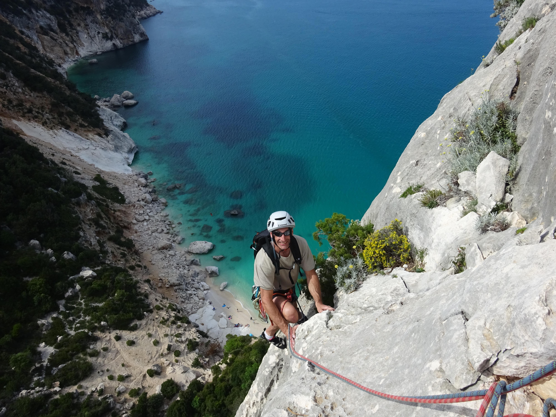 SORTIE - Escalade en Sardaigne - Italie