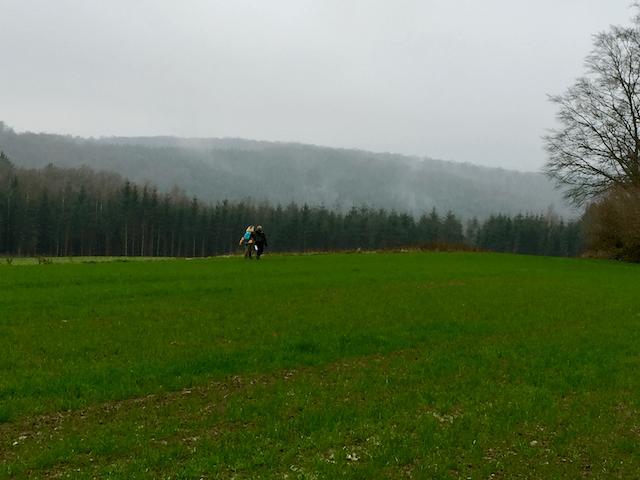 """SORTIE - Randonnée """"un peu"""" Vallée des Trois Moulins - Guirsch (Arlon)"""