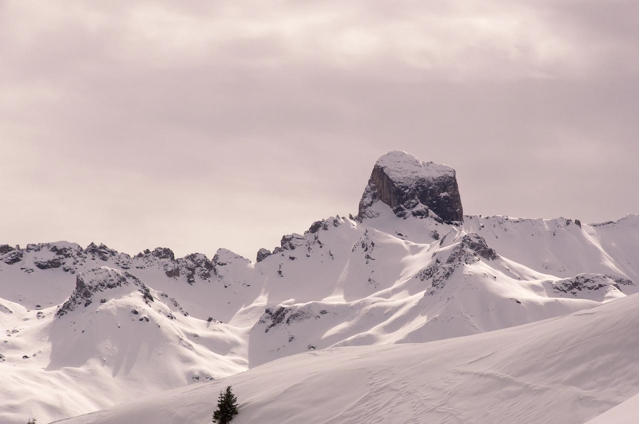 SORTIE - La montagne en automne saison 3 - Le Beaufortain