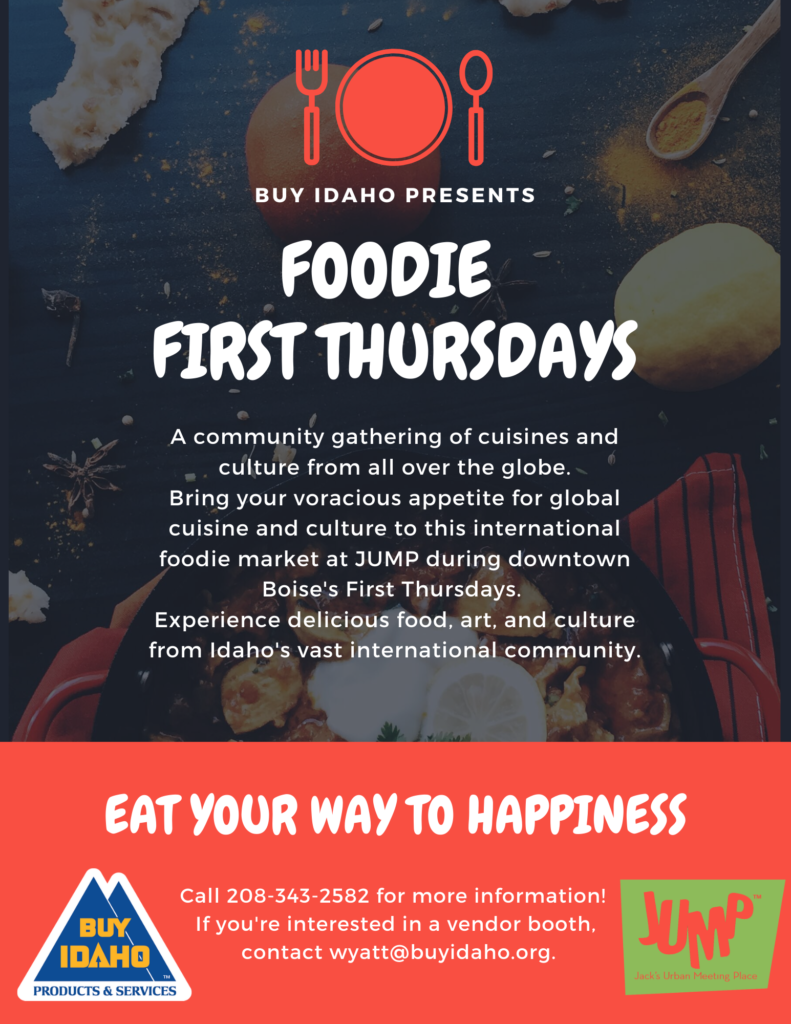 Foodie First Thursday