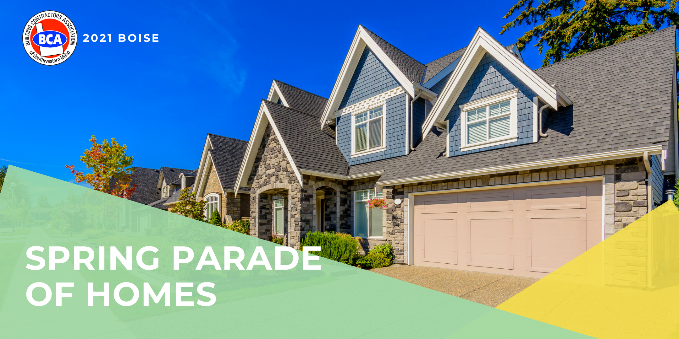 The Boise Spring Parade of Homes