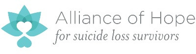 AOH – Alliance of Hope for Suicide Loss Survivors – Online Forum and Resources