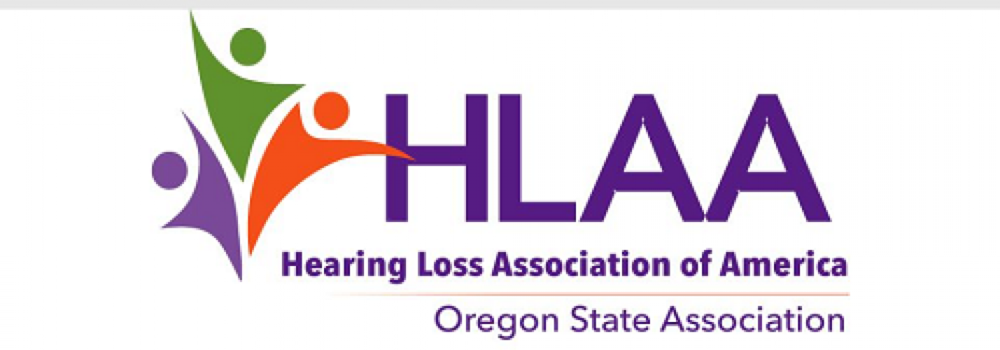 HLAA-OR – Hearing Loss Association of Oregon