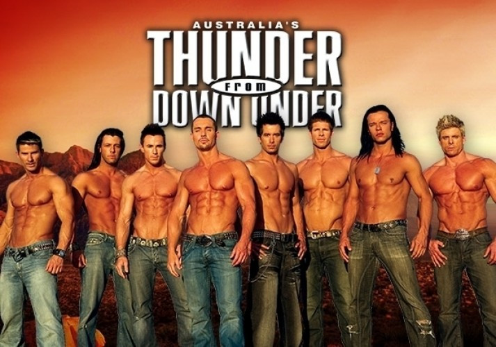 Australia's Thunder From Down Under | From $86