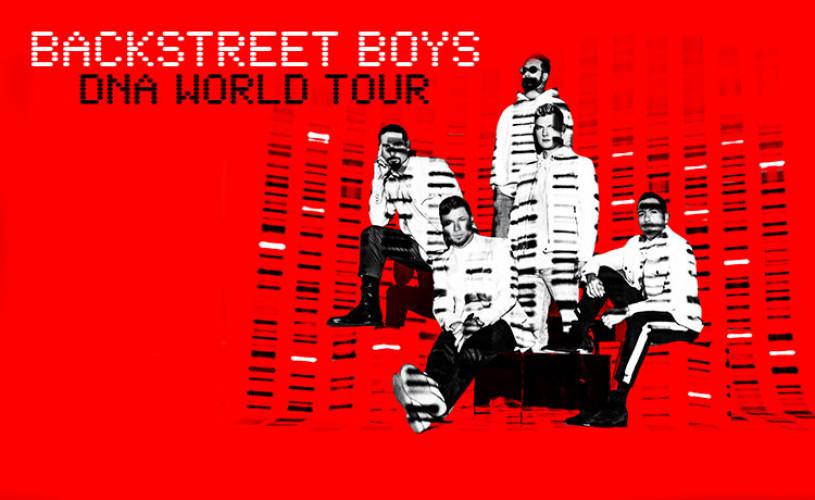 Backstreet Boys - Auburn, WA