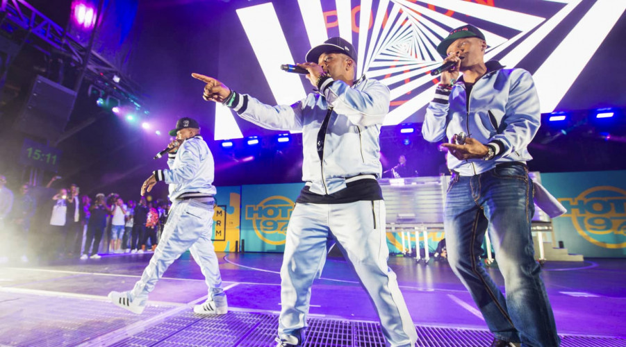 Bell Biv Devoe with Brian McKnight, Jagged Edge, Silk and more