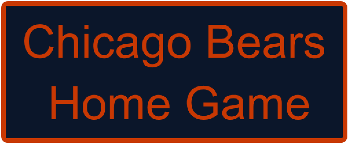 Chicago Bears Home Games Schedule.png