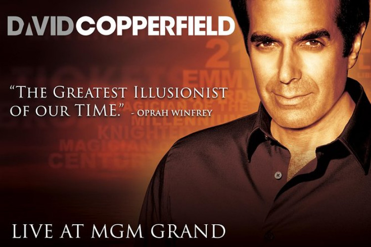 David Copperfield | From $89