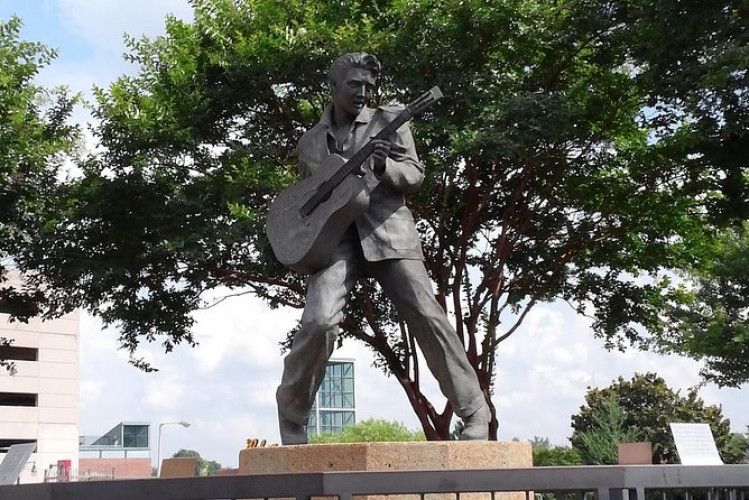 Elvis Memories Sightseeing with Lunch in Memphis