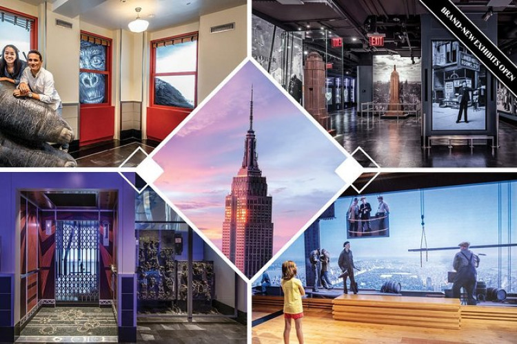 Empire State Building - General Admission and Skip-the-Line Tickets