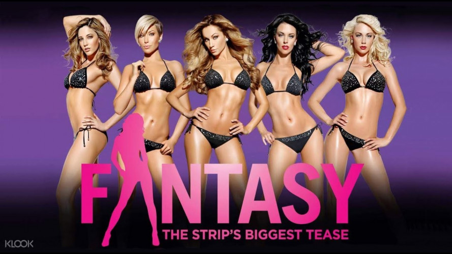 Fantasy Topless Show | From $51