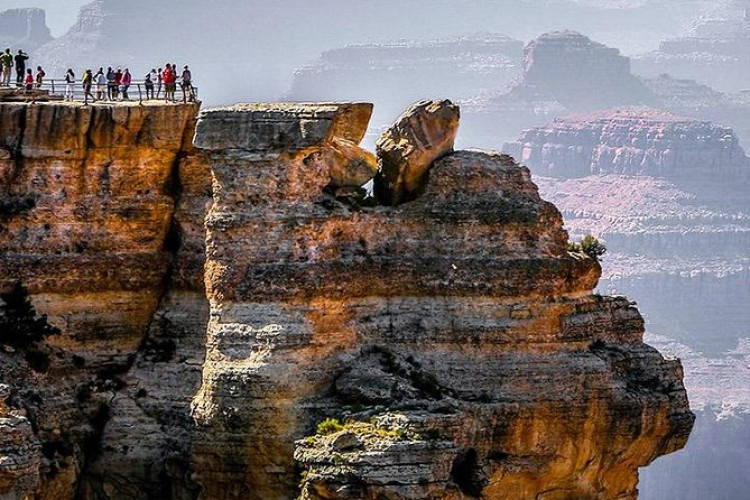 One-Day Tour of Grand Canyon National Park from Phoenix-Scottsdale