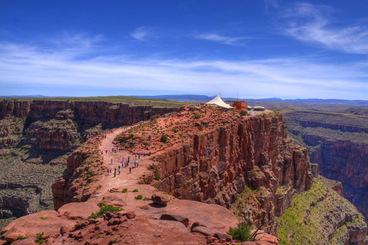 Grand Canyon West Rim Tour from Las Vegas | 52% Off Tickets