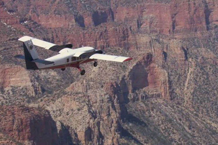 Highlights Over Grand Canyon Tour from Las Vegas