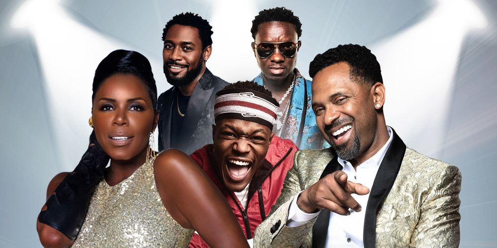 In Real Life Comedy Tour with Mike Epps, Michael Blackson, DC Young Fly & More - Atlanta, GA