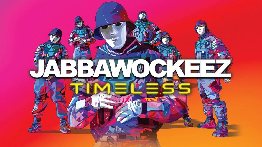 "Jabbawockeez 'Timeless"" |  From $63"