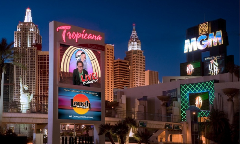 Laugh Factory Comedy Club | From $37