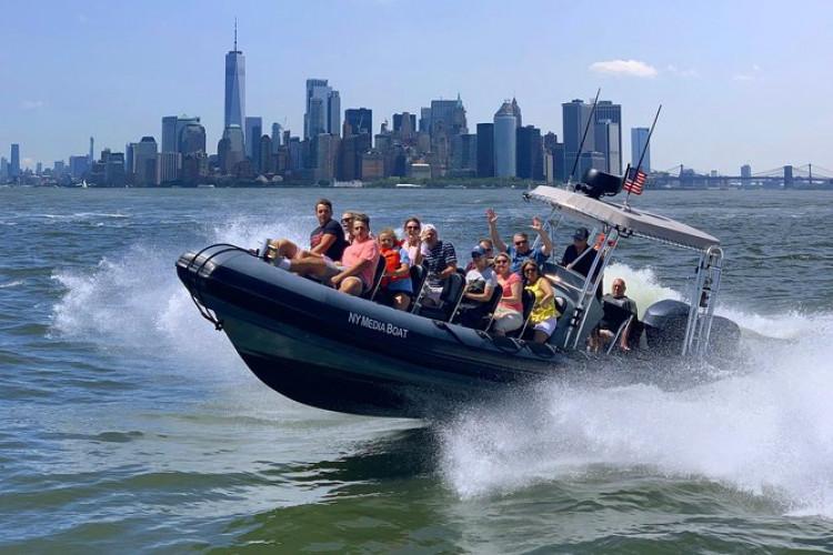 Manhattan Adventure Boat Ride