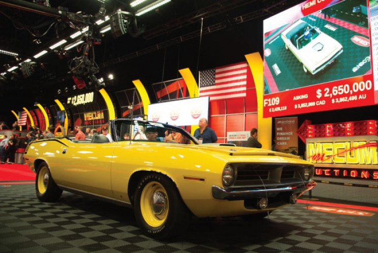 Mecum Auctions | The World's Largest Collector Car Auctions - Indianapolis, IN