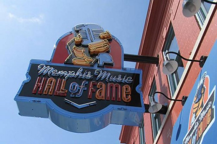 Memphis Music Hall of Fame - Mobile Admission Ticket