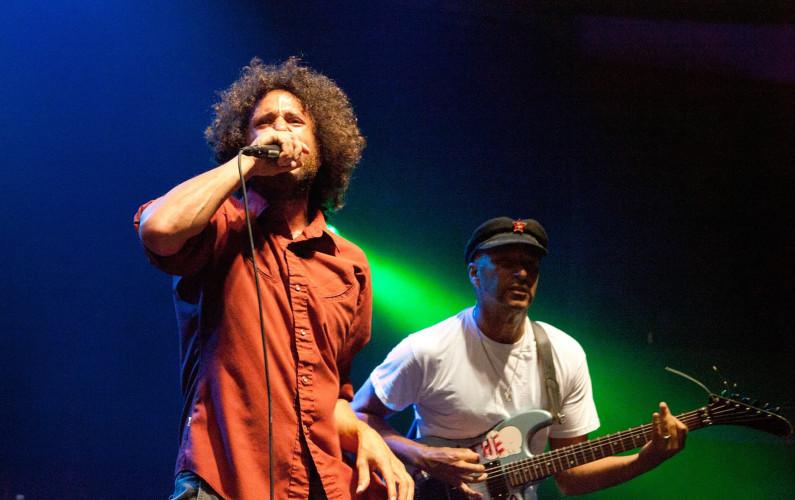 Rage Against the Machine - Tacoma, WA