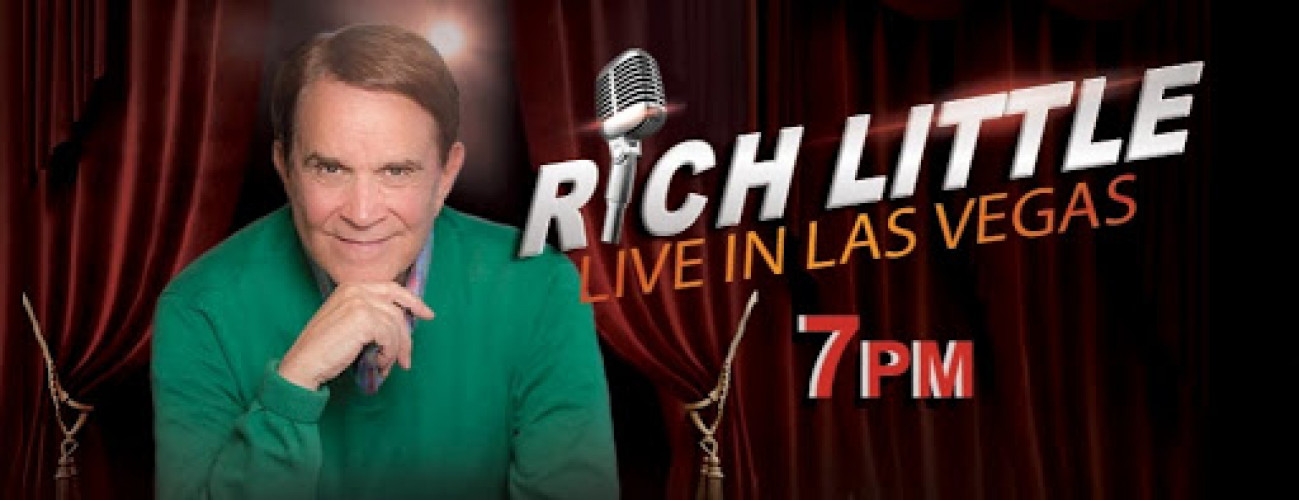 Rich Little | From $35