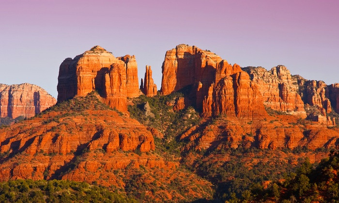 Small Group Sedona Red Rock and Native American Ruins Day Tour